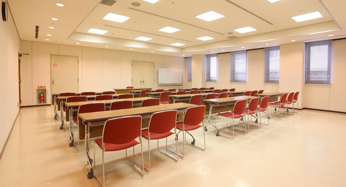 ホール2A会議室(ホール利用者のみ)